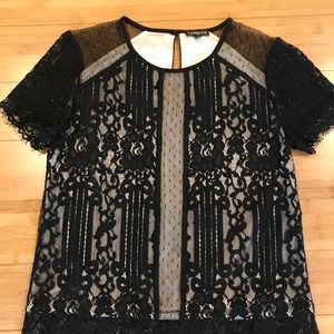 Brand New in perfect condition Express lace top